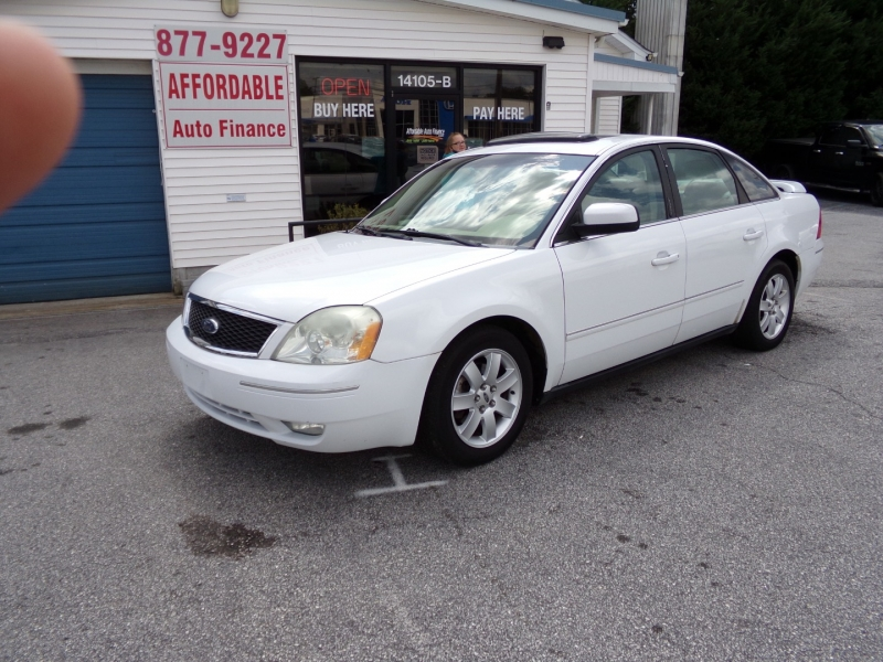 Ford Five Hundred 2006 price $50,000