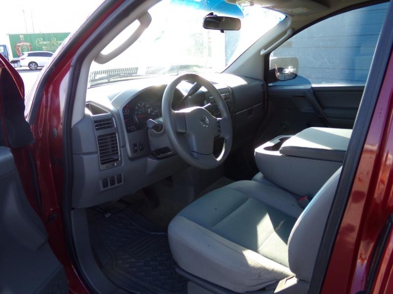 Nissan Titan 2007 price $9,725