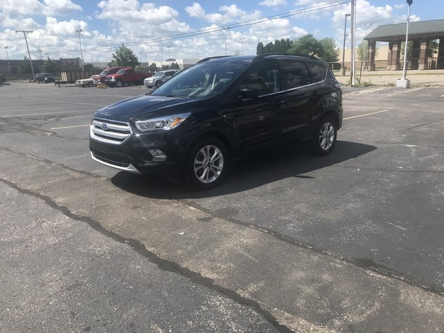 FORD ESCAPE 2017 price $12,495