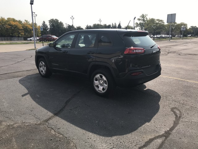 JEEP CHEROKEE 2014 price $12,495