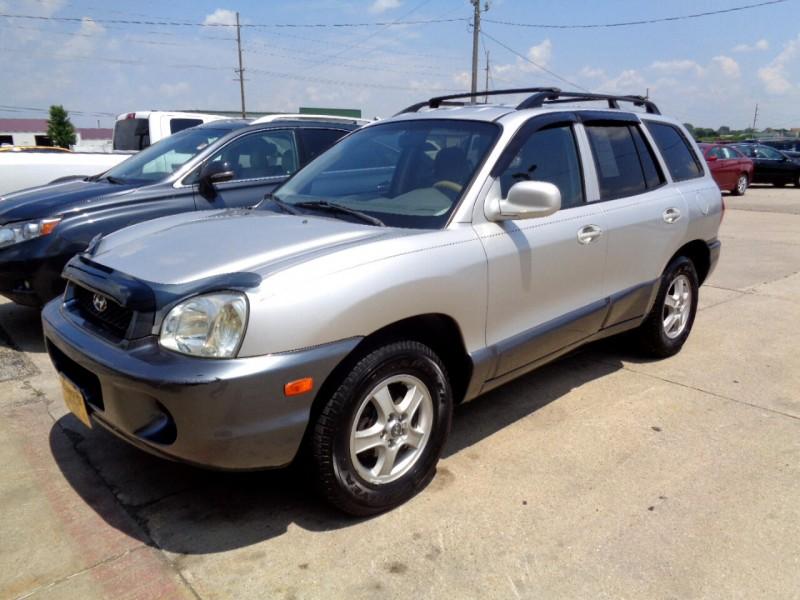 Hyundai Santa Fe 2004 price $2,495