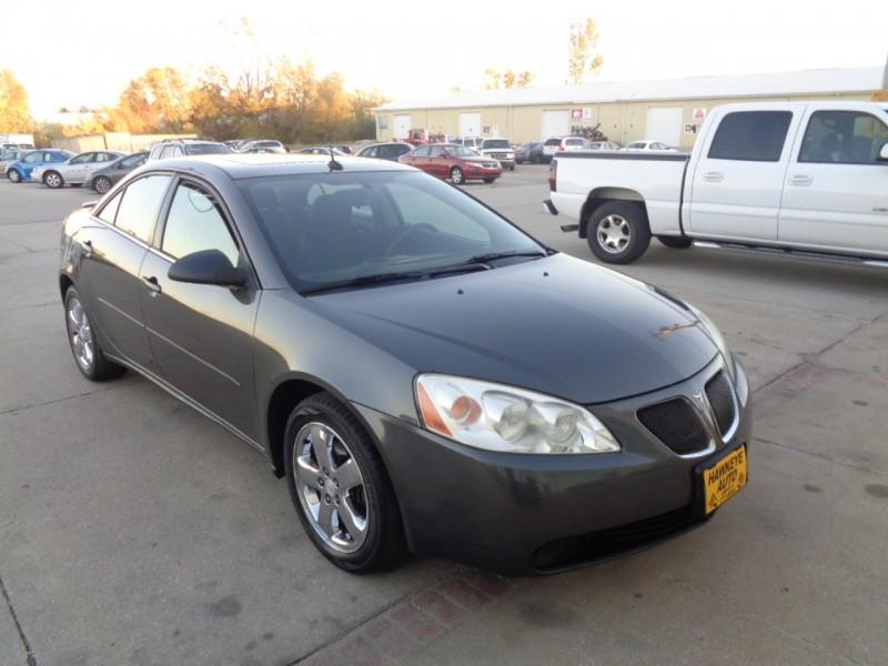 Pontiac G6 2005 price $3,995