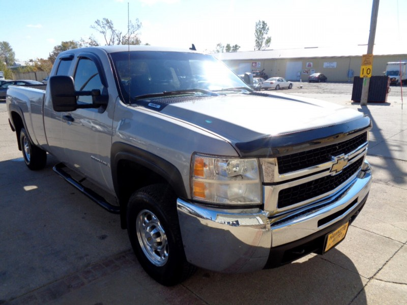 Chevrolet Silverado 2500HD 2009 price $10,995
