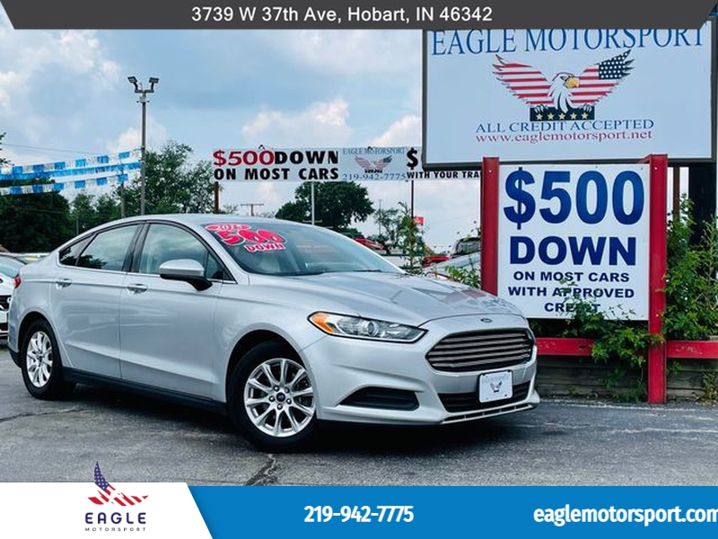 Ford Fusion 2015 price $10,627