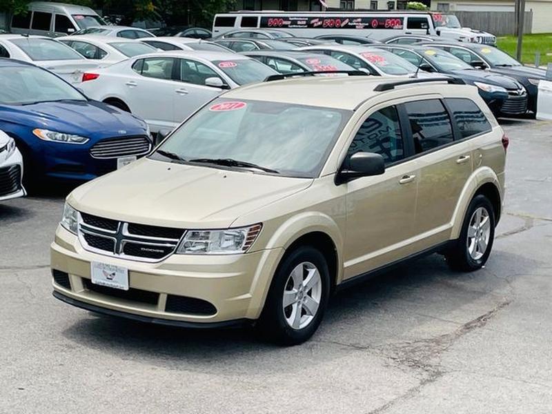Dodge Journey 2011 price $8,520