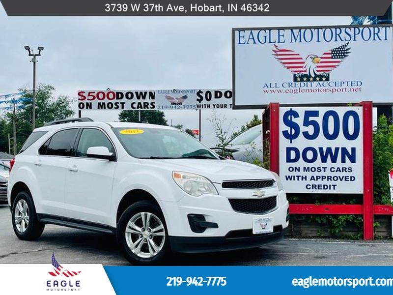 Chevrolet Equinox 2011 price $7,150
