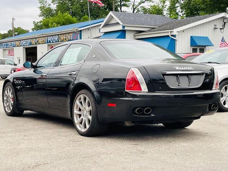 Maserati Quattroporte 2008 price $13,300