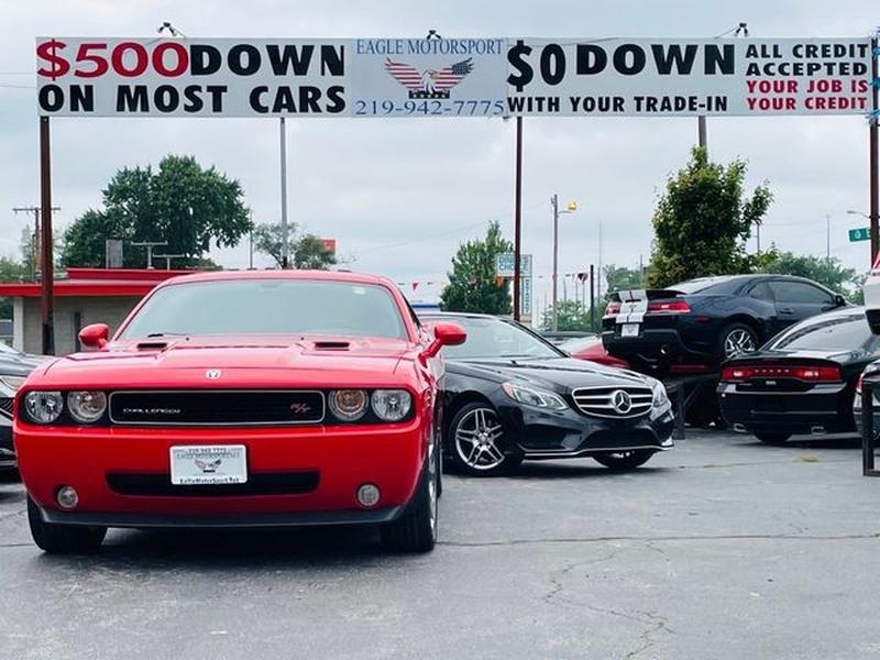 Dodge Challenger 2009 price $18,565