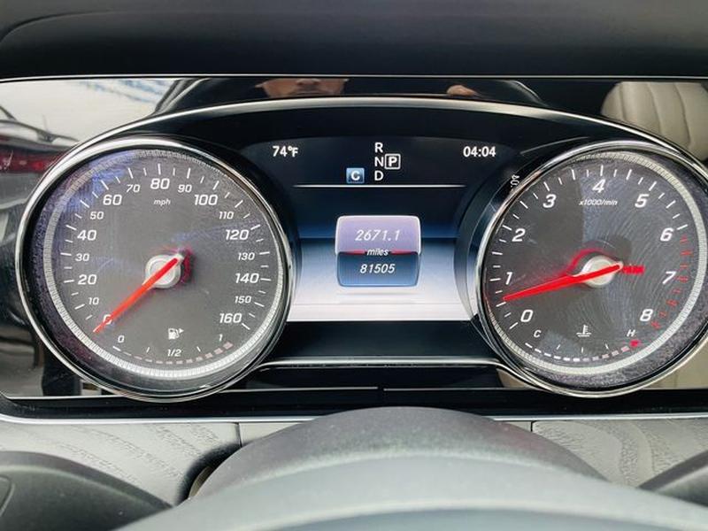 Mercedes-Benz E-Class 2017 price $34,500