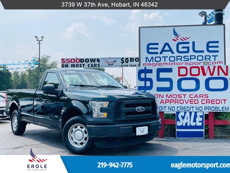Ford F150 Regular Cab 2016 price $19,995