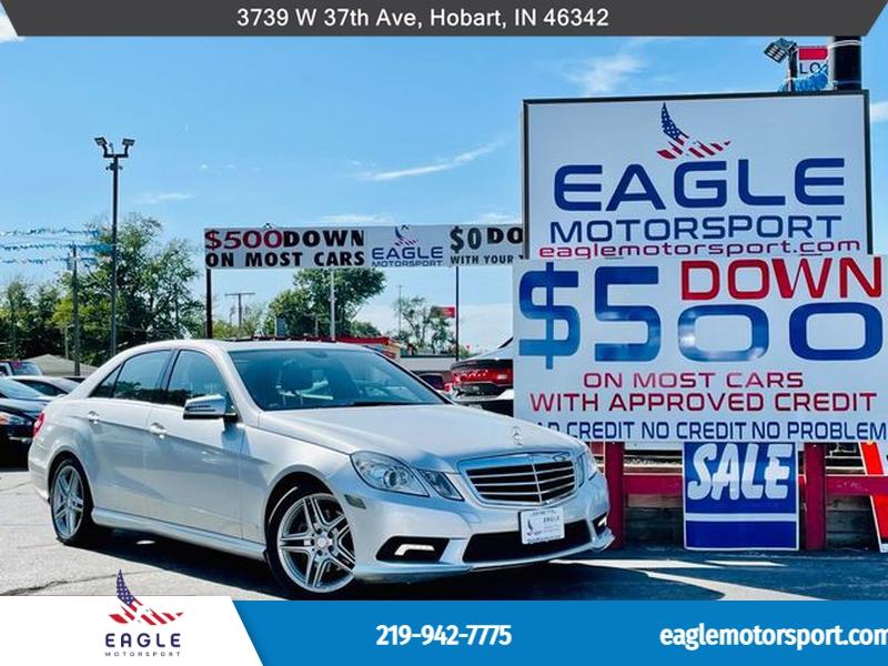 Mercedes-Benz E-Class 2011 price $13,000