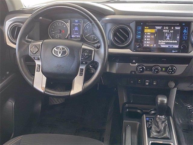 Toyota Tacoma 2018 price $26,481