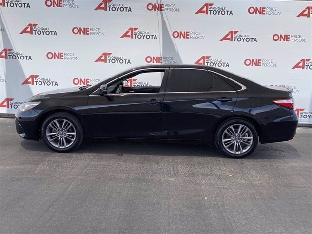 Toyota Camry 2017 price $18,981