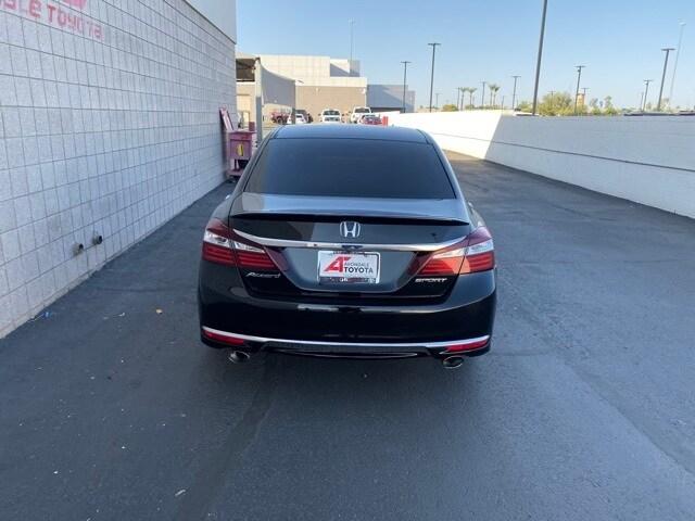 Honda Accord 2017 price $20,981