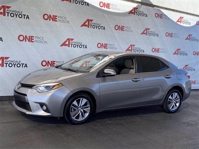 Toyota Corolla 2015 price $17,481