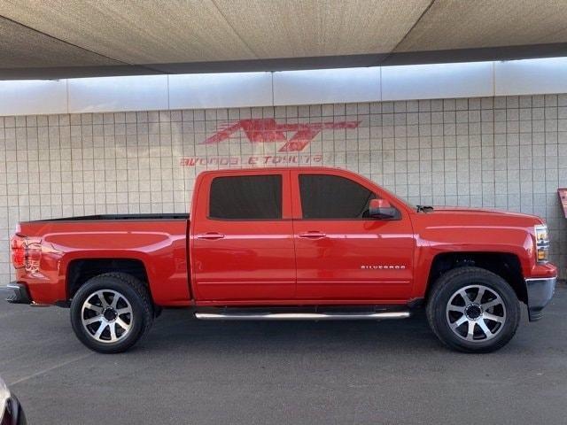 Chevrolet Silverado 1500 2015 price $29,283