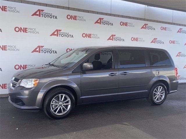 Dodge Grand Caravan 2017 price $16,581