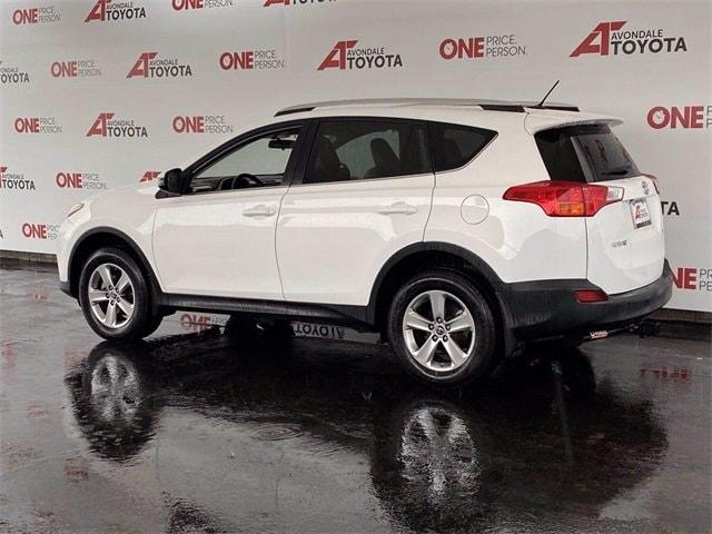 Toyota RAV4 2015 price $22,481
