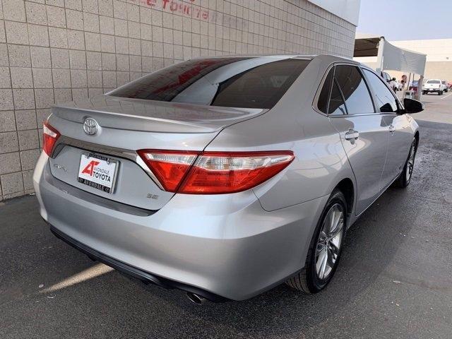Toyota Camry 2017 price $17,285