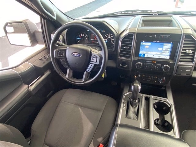 Ford F-150 2018 price $37,481