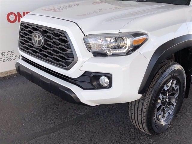 Toyota Tacoma 2020 price $42,981
