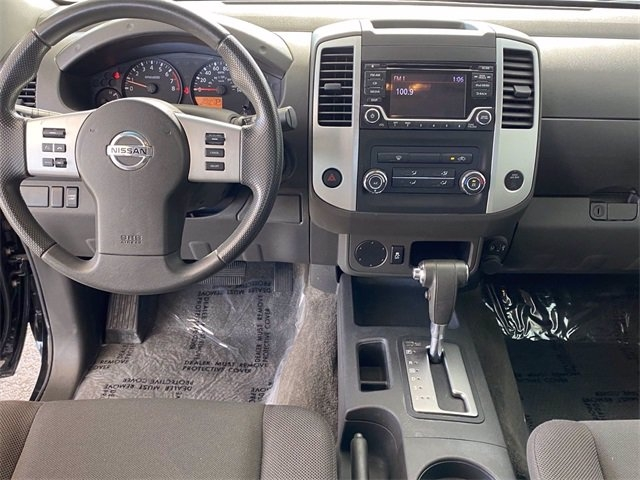 Nissan Frontier 2017 price $19,981