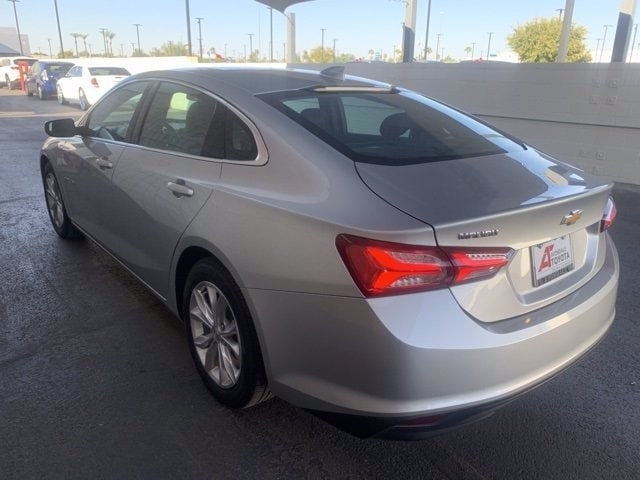 Chevrolet Malibu 2019 price $14,985
