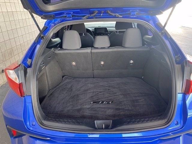 Toyota C-HR 2018 price $19,483