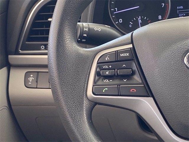Hyundai Elantra 2018 price $12,483