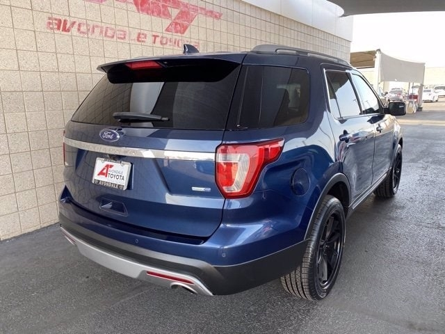 Ford Explorer 2017 price $23,983