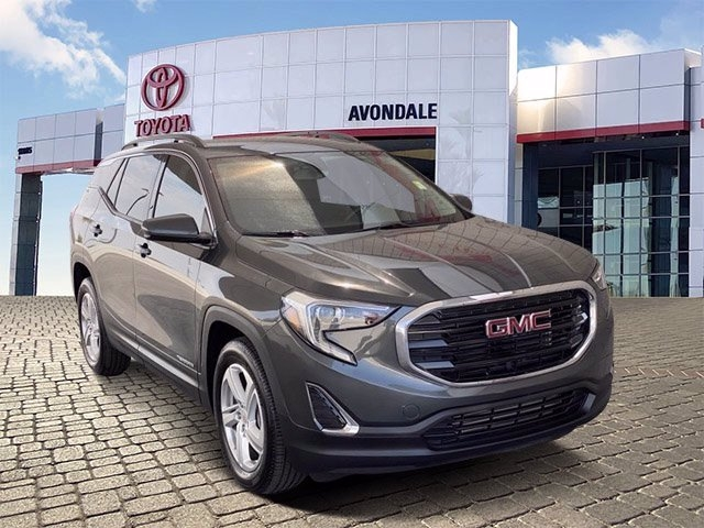 GMC Terrain 2018 price $21,284