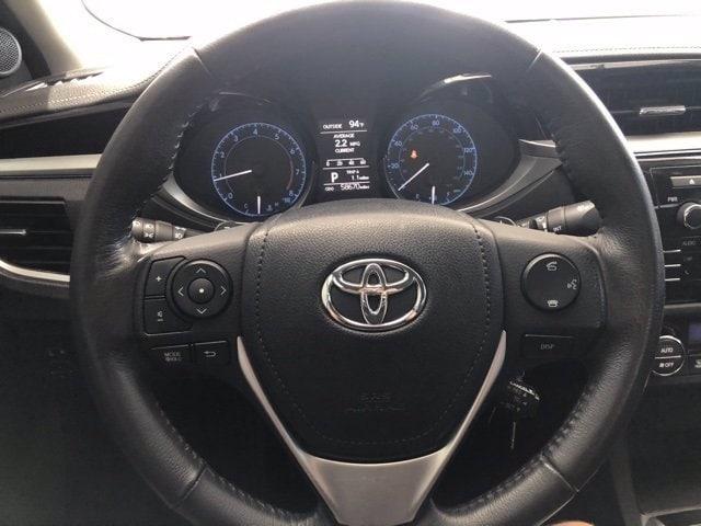 Toyota Corolla 2016 price $14,783
