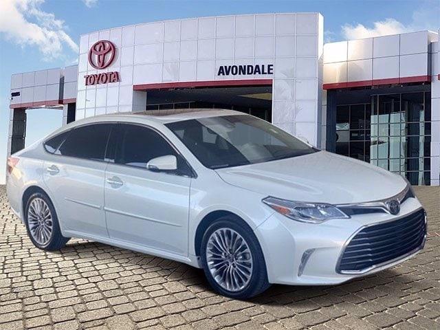 Toyota Avalon 2016 price $18,482