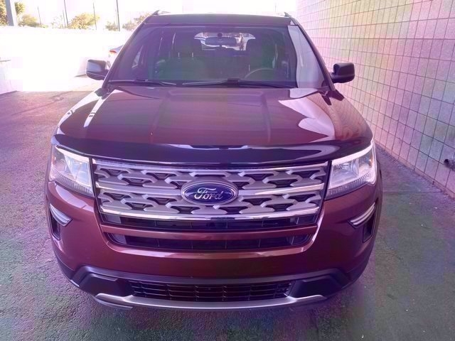 Ford Explorer 2018 price $30,981