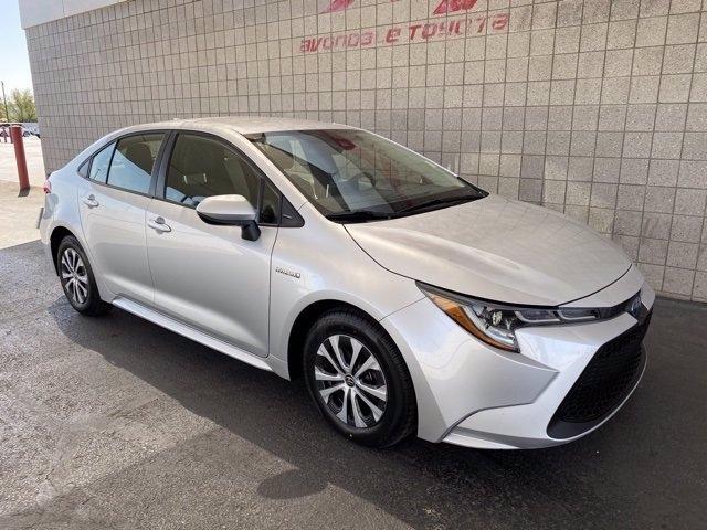 Toyota Corolla Hybrid 2020 price $21,481