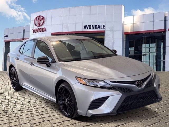 Toyota Camry 2019 price $23,381