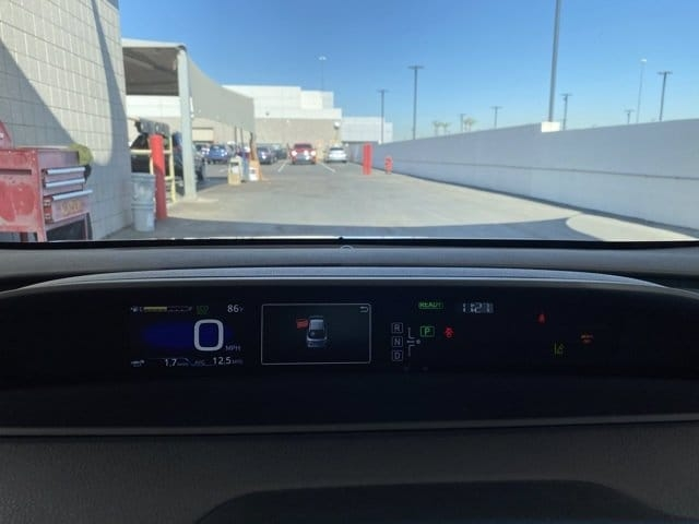 Toyota Prius 2016 price $18,481