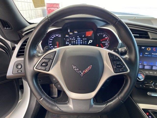 Chevrolet Corvette 2018 price $54,981