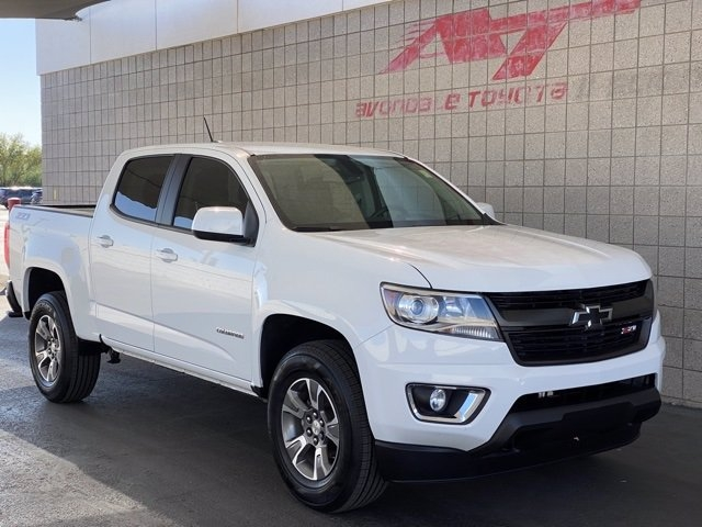 Chevrolet Colorado 2018 price $27,981