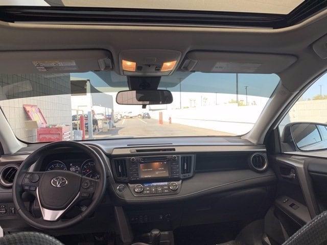 Toyota RAV4 2018 price $25,381