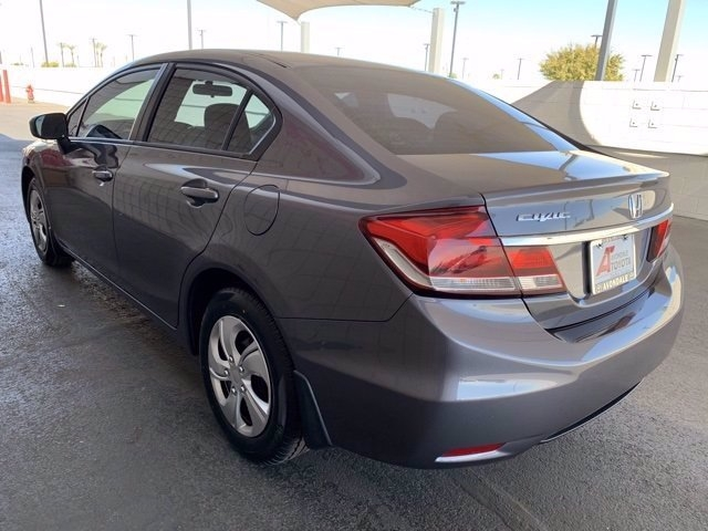 Honda Civic 2015 price $11,981