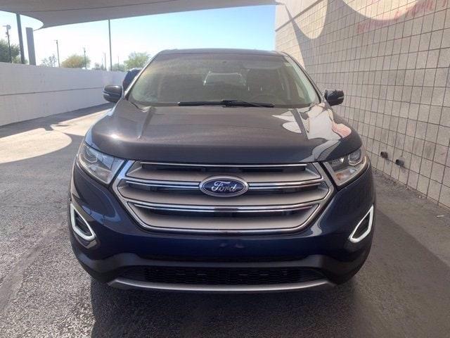 Ford Edge 2017 price $21,584