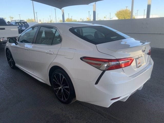 Toyota Camry 2018 price $20,982