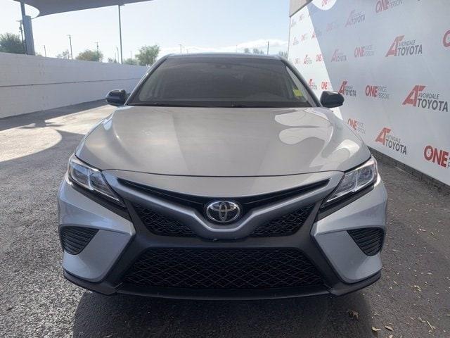 Toyota Camry 2019 price $21,481
