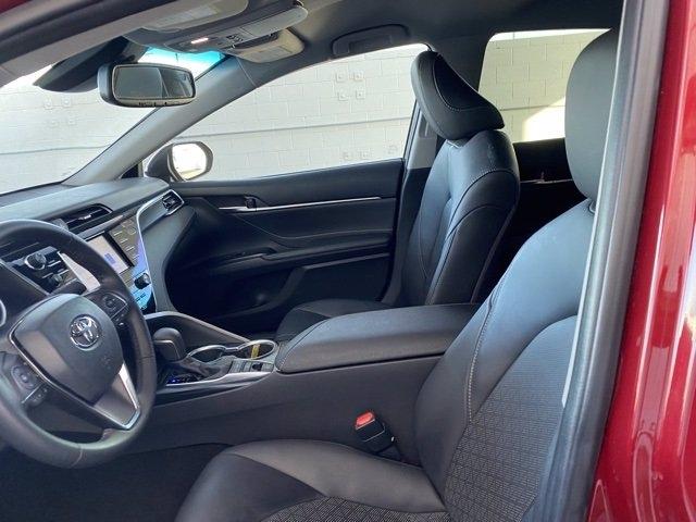 Toyota Camry 2018 price $25,481