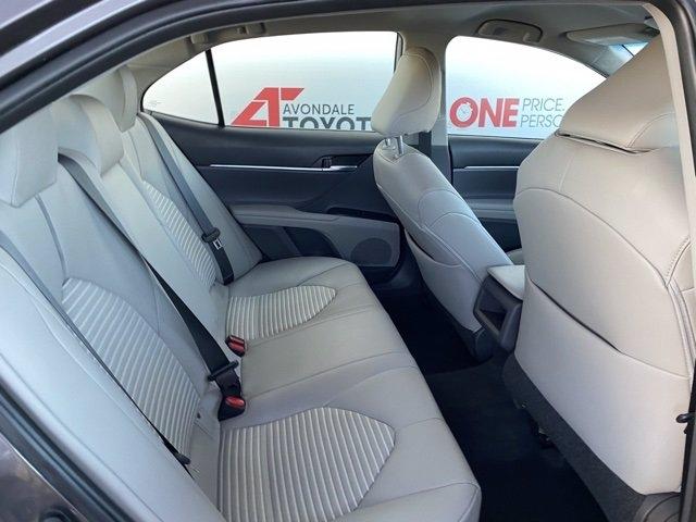 Toyota Camry 2018 price $21,381