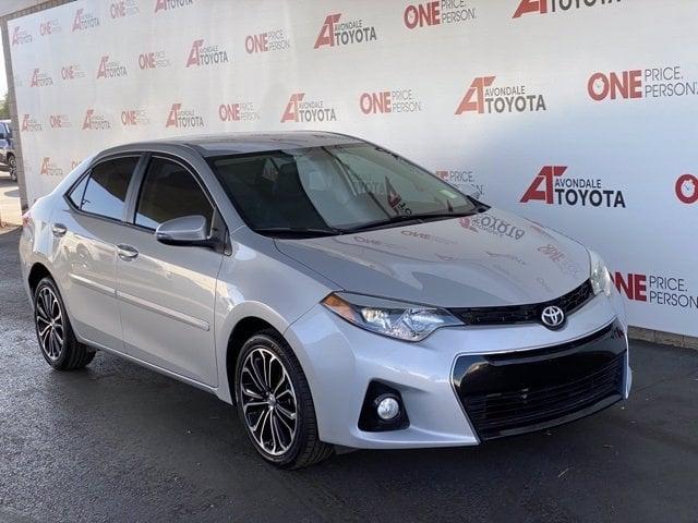 Toyota Corolla 2014 price $10,786