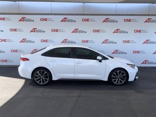 Toyota Corolla 2020 price $19,981