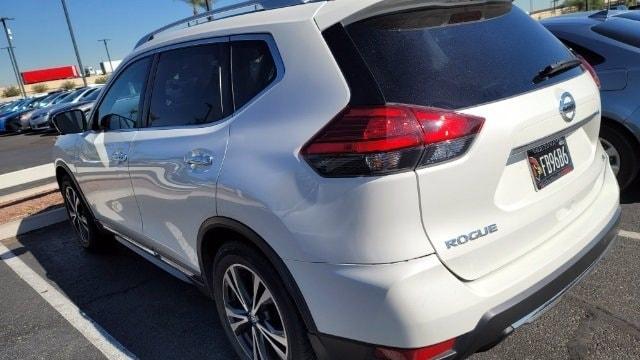 Nissan Rogue 2017 price $14,386