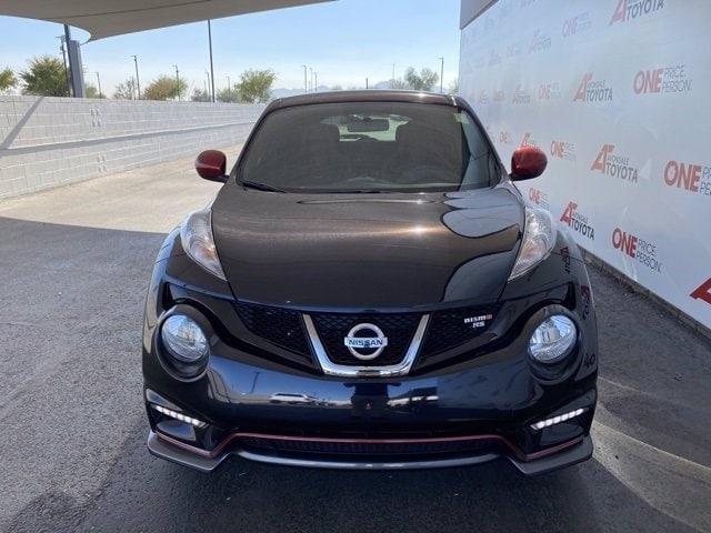 Nissan Juke 2014 price $13,481